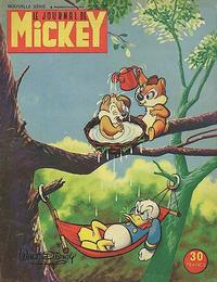 Cover Thumbnail for Le Journal de Mickey (Hachette, 1952 series) #258