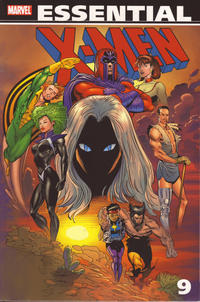 Cover Thumbnail for Essential X-Men (Marvel, 1996 series) #9