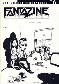 Cover Thumbnail for Fantazine (U-FISK forlag, 1993 series) #6