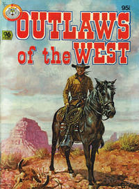 Cover Thumbnail for Outlaws of the West (K. G. Murray, 1981 series)