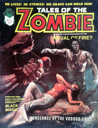 Cover Thumbnail for Tales of the Zombie (Yaffa / Page, 1979 series) #3