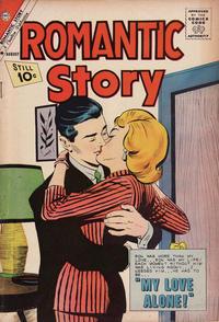Cover Thumbnail for Romantic Story (Charlton, 1954 series) #56