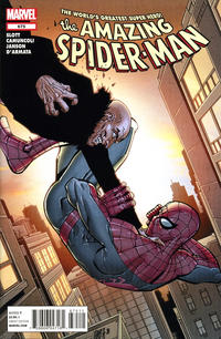 Cover Thumbnail for The Amazing Spider-Man (Marvel, 1999 series) #675