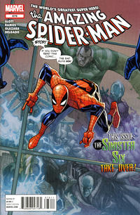 Cover Thumbnail for The Amazing Spider-Man (Marvel, 1999 series) #676 [direct edition]