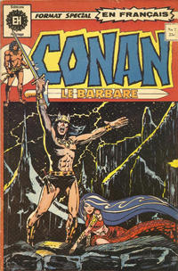 Cover Thumbnail for Conan le Barbare (Editions Héritage, 1972 series) #7
