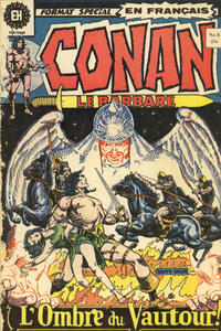Cover Thumbnail for Conan le Barbare (Editions Héritage, 1972 series) #8