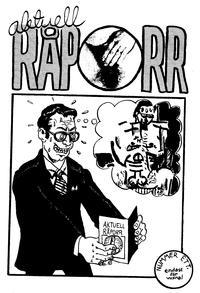 Cover Thumbnail for Aktuell råporr (Thomas Henriksson; Gunnar Krantz, 1984 series) #1