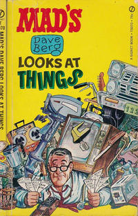 Cover Thumbnail for Mad's Dave Berg Looks at Things (New American Library, 1967 series) #T5070