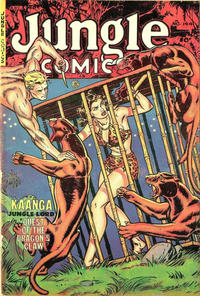 Cover Thumbnail for Jungle Comics (Superior Publishers Limited, 1951 series) #144