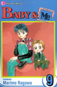 Cover Thumbnail for Baby & Me (Viz, 2006 series) #9