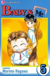 Cover Thumbnail for Baby & Me (Viz, 2006 series) #5