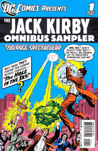 Cover Thumbnail for DC Comics Presents: Jack Kirby Omnibus Sampler (DC, 2011 series) #1