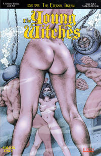 Cover Thumbnail for Young Witches IV: The Eternal Dream (Fantagraphics, 2001 series) #3