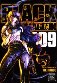 Cover Thumbnail for Black Lagoon (Viz, 2008 series) #9