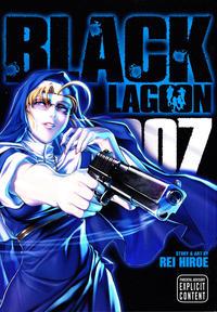Cover Thumbnail for Black Lagoon (Viz, 2008 series) #7