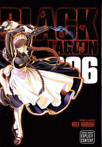 Cover Thumbnail for Black Lagoon (Viz, 2008 series) #6