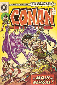 Cover Thumbnail for Conan le Barbare (Editions Héritage, 1972 series) #15