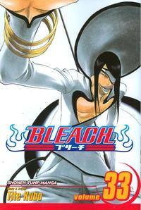 Cover Thumbnail for Bleach (Viz, 2004 series) #33