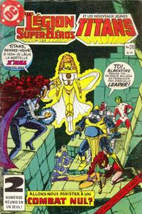 Cover Thumbnail for La Légion des Super Héros et les Nouveaux Jeunes Titans (Editions Héritage, 1984 series) #20
