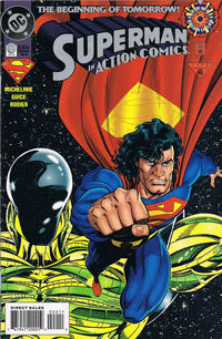 Cover Thumbnail for Action Comics (DC, 1938 series) #0 [Direct Sales]