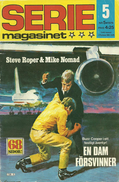 Cover for Seriemagasinet (Semic, 1970 series) #5/1979