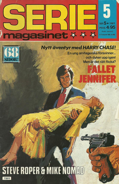Cover for Seriemagasinet (Semic, 1970 series) #5/1981