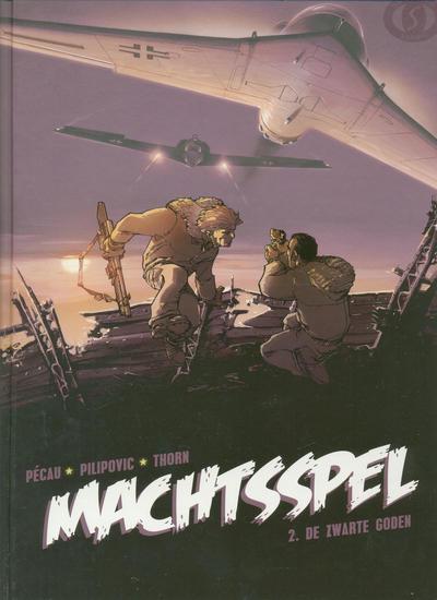 Cover for Machtsspel (Silvester, 2009 series) #2