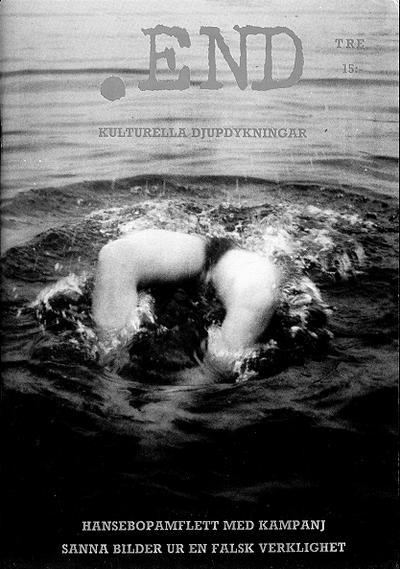 Cover for .End (Jonni Jutlöv; Jomi Jutlöv, 1990 series) #3
