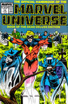Cover for The Official Handbook of the Marvel Universe (Marvel, 1985 series) #16 [Direct]