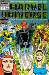 Cover for The Official Handbook of the Marvel Universe (Marvel, 1985 series) #19