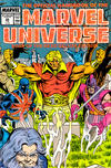 Cover for The Official Handbook of the Marvel Universe (Marvel, 1985 series) #20