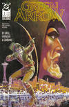 Cover for Green Arrow (DC, 1988 series) #1