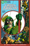 Cover for Green Arrow (DC, 1988 series) #4