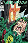 Cover for Green Arrow (DC, 1988 series) #17
