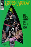 Cover for Green Arrow (DC, 1988 series) #37