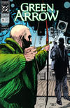 Cover for Green Arrow (DC, 1988 series) #42