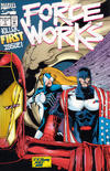 Cover for Force Works (Marvel, 1994 series) #1 [Direct Edition]