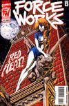Cover for Force Works (Marvel, 1994 series) #11 [Direct Edition]