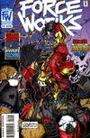 Cover for Force Works (Marvel, 1994 series) #12 [Direct Edition]