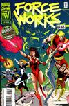 Cover for Force Works (Marvel, 1994 series) #13