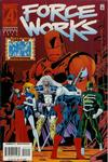 Cover for Force Works (Marvel, 1994 series) #21