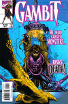 Cover for Gambit (Marvel, 1999 series) #7 [Direct Edition]