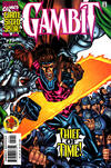 Cover for Gambit (Marvel, 1999 series) #12 [Direct Edition]