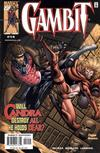 Cover for Gambit (Marvel, 1999 series) #14 [Direct Edition]