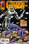Cover for Gambit (Marvel, 1999 series) #17 [Direct Edition]