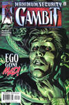 Cover for Gambit (Marvel, 1999 series) #23 [Direct Edition]