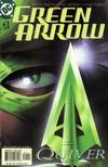 Cover for Green Arrow (DC, 2001 series) #1