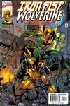 Cover for Iron Fist: Wolverine (Marvel, 2000 series) #2 [Direct Edition]