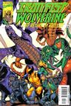 Cover for Iron Fist: Wolverine (Marvel, 2000 series) #3 [Direct Edition]