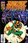 Cover for Iron Fist: Wolverine (Marvel, 2000 series) #4